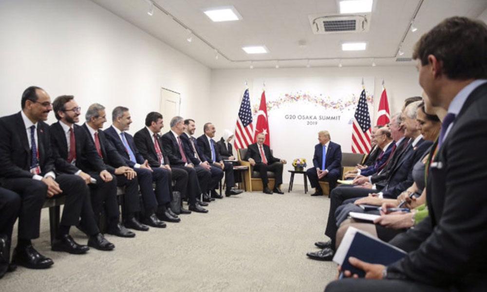 Erdoğan-Trump görüşmesinde gözden kaçan ayrıntı ortaya çıktı! 'Bizimkiler niye…'