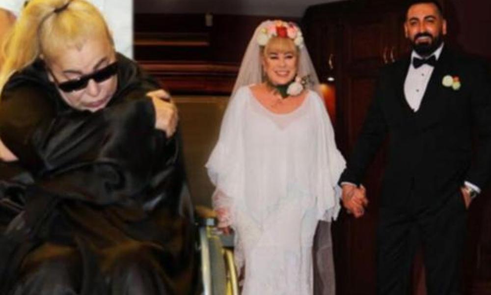 Evliliği bir gün süren Zerrin Özer hastaneye kaldırıldı