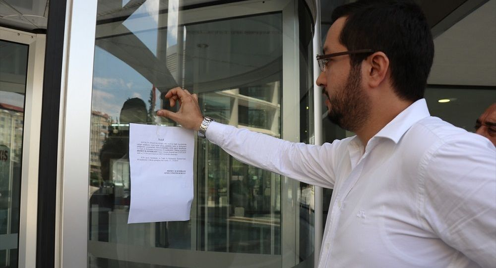 Antalya'da belediye çalışanlarından grev kararı