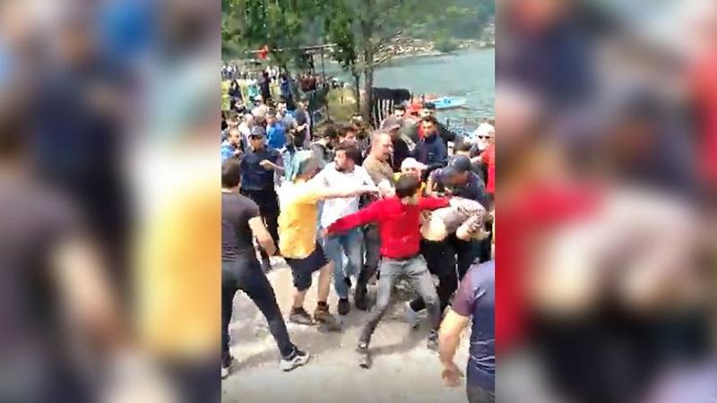 AKP'li vekilden Trabzon'daki linç girişimine tepki: Ülkemizin imajı açısından tam bir facia