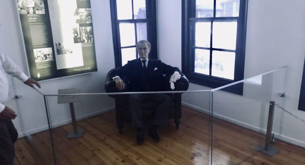 Atatürk'ün evinde restorasyon rezaleti