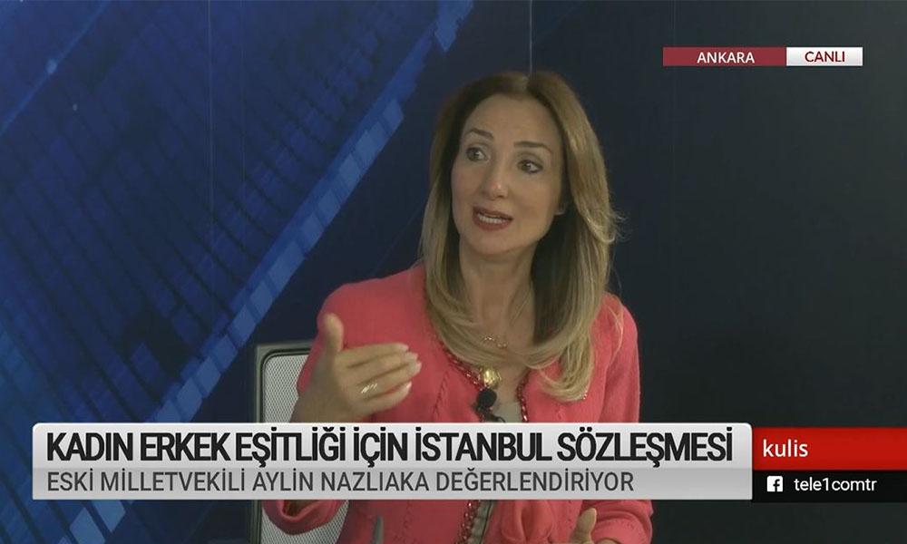 Kulis: 'Kadın erkek eşitliği için İstanbul Sözleşmesi'
