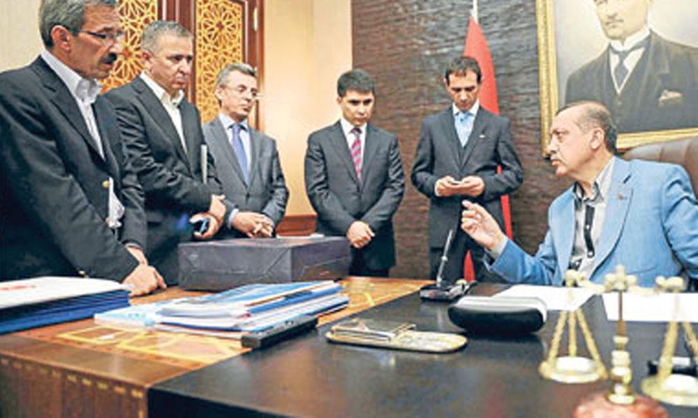 Işık cemaatinin hedefinde Erdoğan'ın danışmanları var