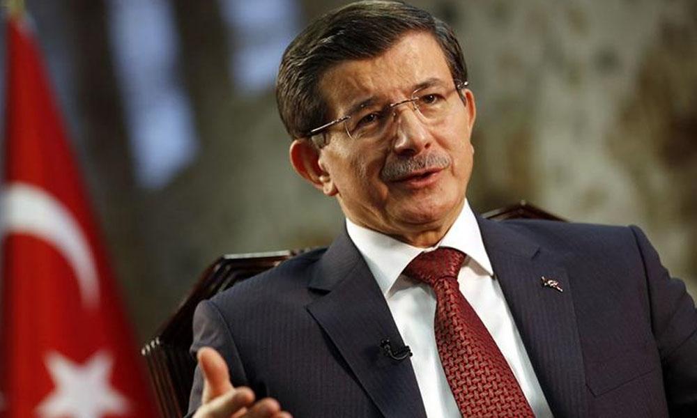 Davutoğlun'dan flaş hamle: Yeni parti için ofis tutuldu
