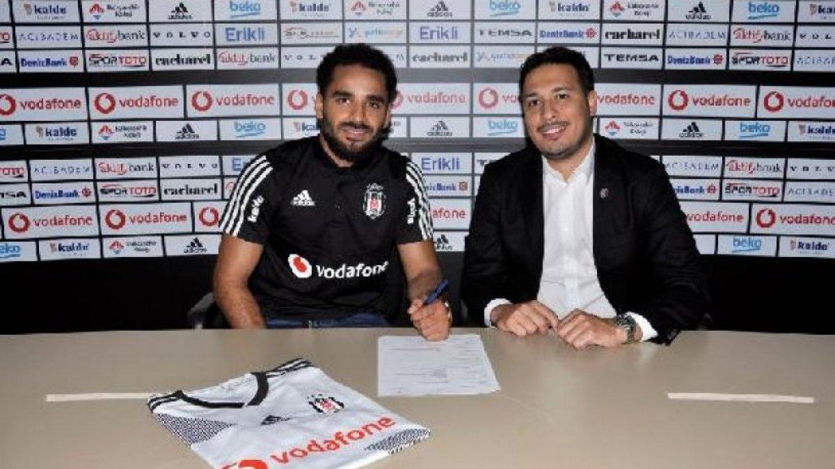 Douglas resmen Beşiktaş'ta!