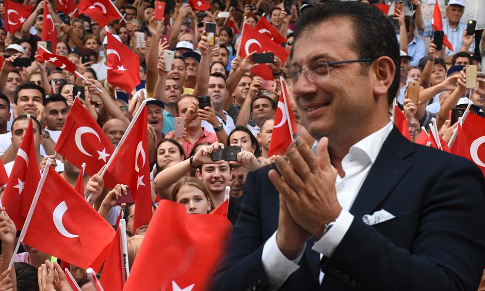 Ekrem İmamoğlu: Buradan yürüyerek İstanbul'a bile gidebilirim
