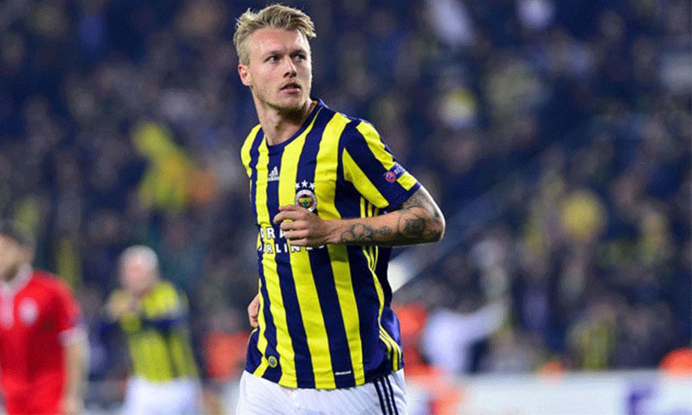 Fenerbahçe eski yıldızı Kjaer'iSevilla'dan kiraladı