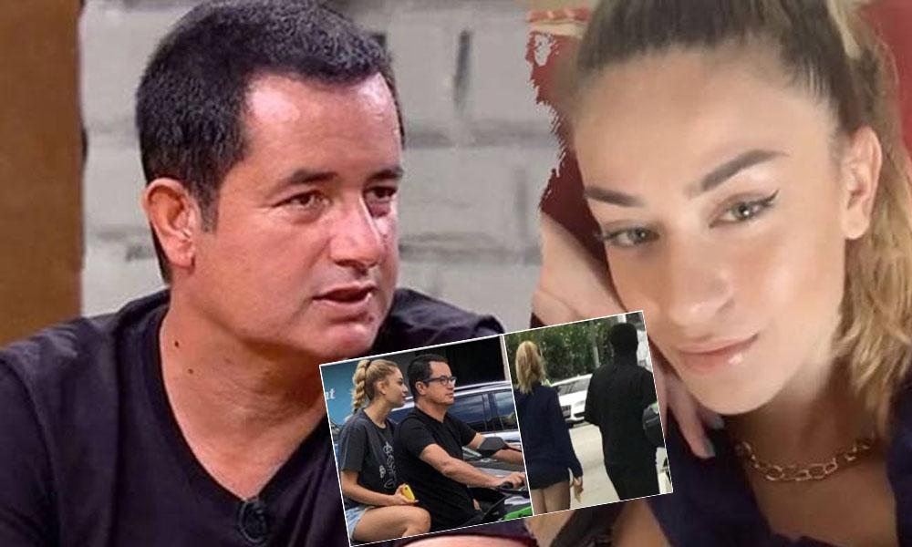 """""""Ilıcalı'nın yeni kız arkadaşı"""" iddiası sosyal medyada tartışma konusu"""