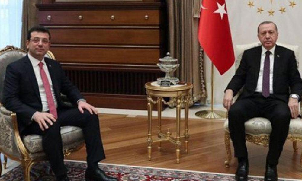 İmamoğlu, Erdoğan'dan randevu talep etmişti, AKP'den yanıt geldi