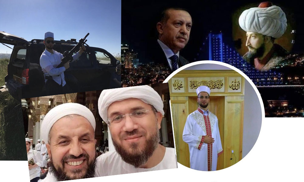 Sözde biri müftü diğeri imam: 'Mustafa'yı nikahıma alır karım yaparım!'
