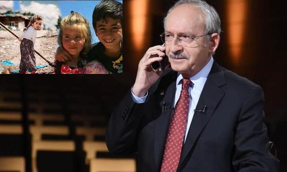 Kılıçdaroğlu'ndan, Ayaz ve Nupelda'nın ailesine taziye telefonu
