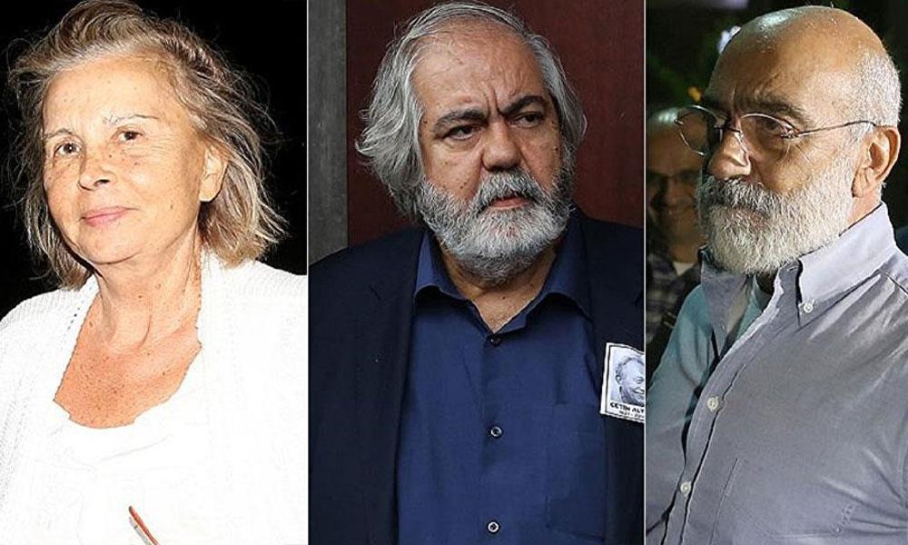 Yargıtay, Mehmet Altan'a beraat ettirdi, Nazlı Ilıcak ve Ahmet Altan'ın müebbet cezasını bozdu