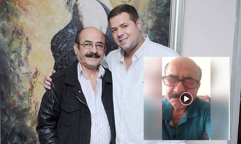 Aşık Ali Nurşani oğlu için göz yaşlarıyla yardım çağrısı yaptı: 'Bu bir Babanın feryadıdır'