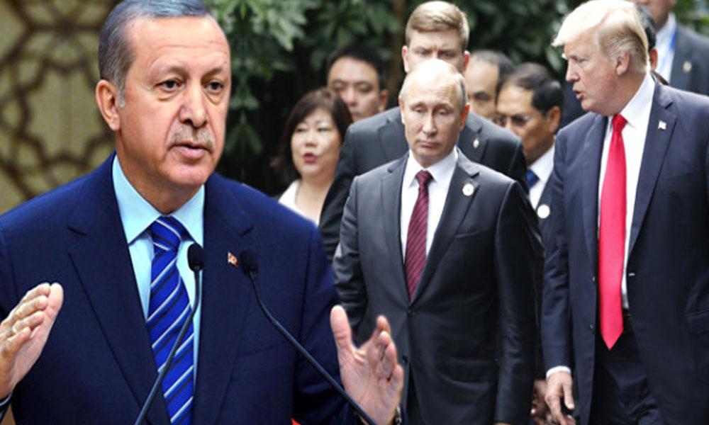Wall Street Journal'dan S-400 yorumu: Erdoğan, NATO yerine Putin'i tercih etti