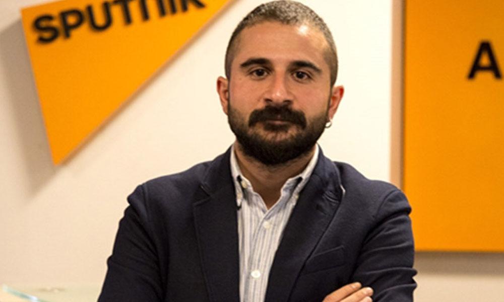 Gazetecilerin işine son veren Sputnik'e göre; Davutoğlu 'çöp'