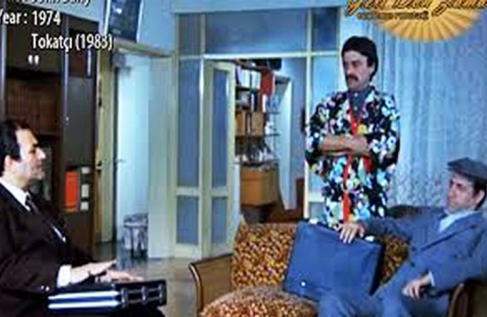 Kemal Sunal'ın 'tokatçı' filmi Antalya'da gerçek oldu