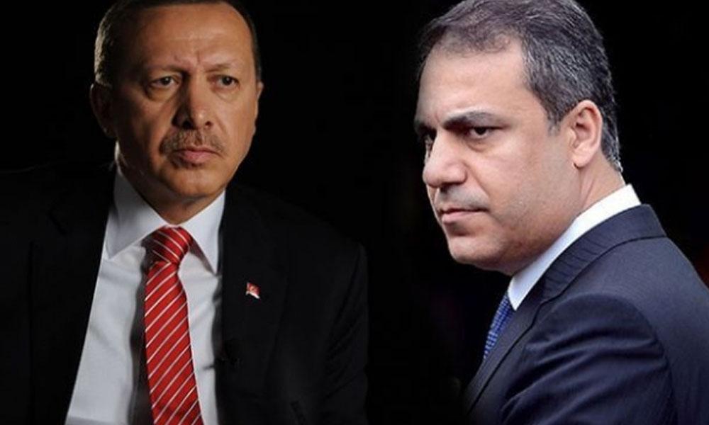"""Siz Erdoğan'ın """"Darbeyi eniştemden öğrendim"""" lafıyla oyalanın!"""