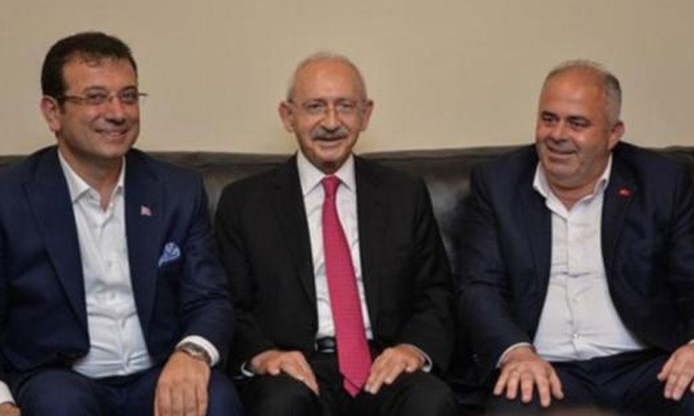 Kılıçdaroğlu ve İmamoğlu'ndan AKP'li Belediye Başkanı'na hayırlı olsun ziyareti