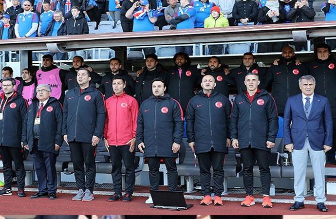 A Milli Futbol Takımı'nda sürpriz istifa
