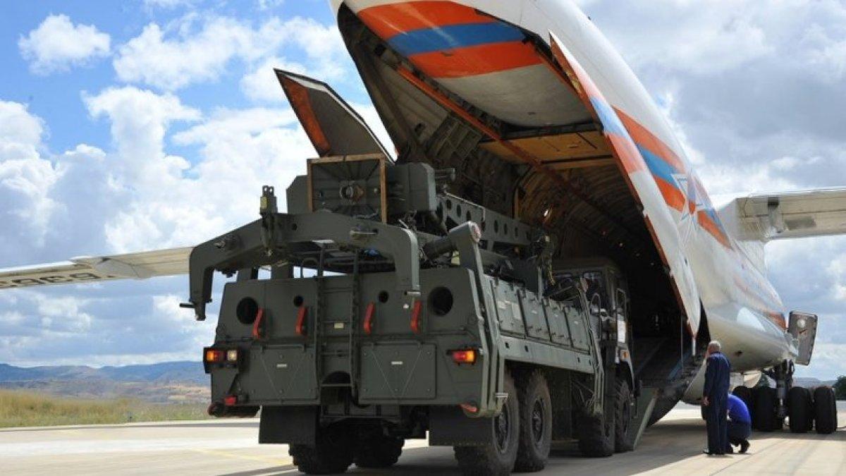 S-400 teslimatı sonrası ABD'den ilk karşı hamle geldi!