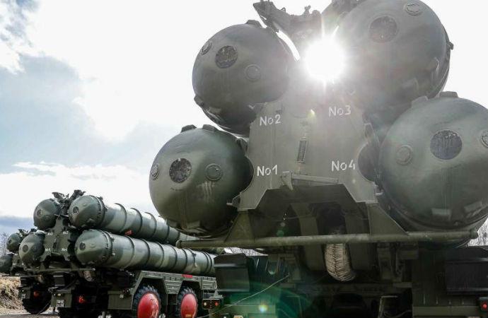 S-400 teslimatına sayılı günler kala ABD'den Türkiye'ye bir tehdit daha!
