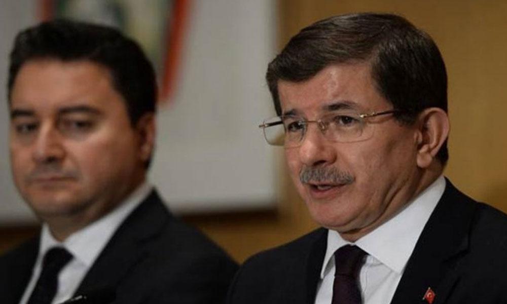 Özkiraz son anketi açıkladı: Davutoğlu ve Babacan yüzde 13 -14 AKP'den oy alacak