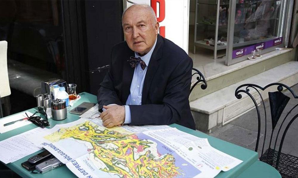 Ahmet Ercan bir bölgeyi daha işaret etti: Fay bir canavarla birleşiyor