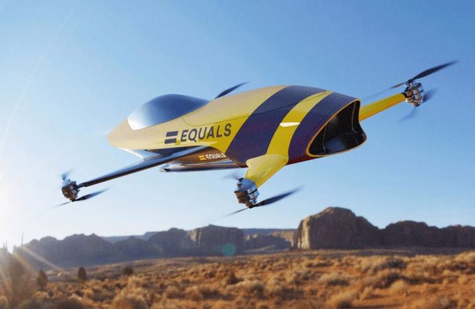 Airspeeder uçan araba ile yarış düzenleyecek