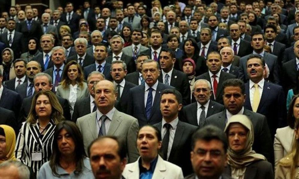 AKP'li il başkanlarından Erdoğan'a sistem muhalefeti!