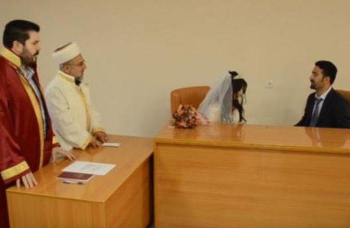 AKP'li belediye kendi bünyesinde, dini nikah kıymaya başladı!