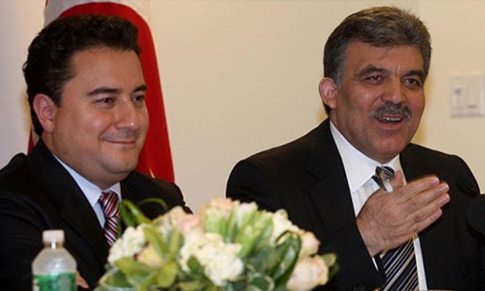 Yeni parti için neden Ali Babacan seçildi? Gül'e en yakın isim anlattı