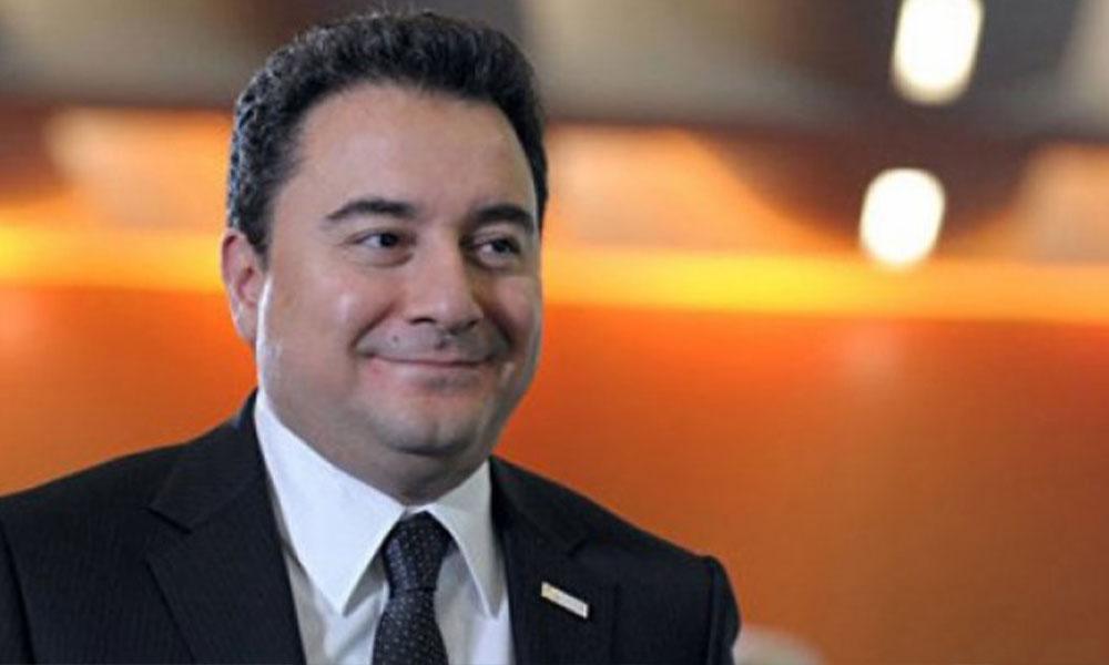Ali Babacan'dan kendisini tehdit eden Mehmet Ağar'a yanıt