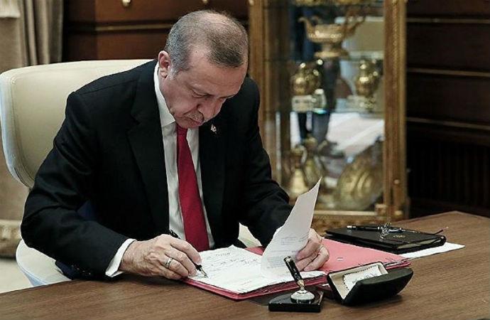 Sınırsız yetkili Erdoğan, 1 yılda 2 binden fazla atama yaptı