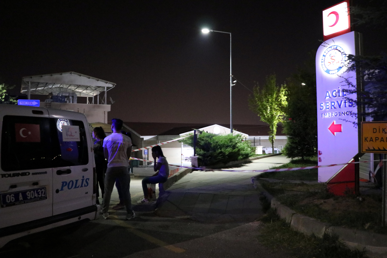 Ankara'da 14 kişi zehirlenme şüphesiyle karantinaya alındı