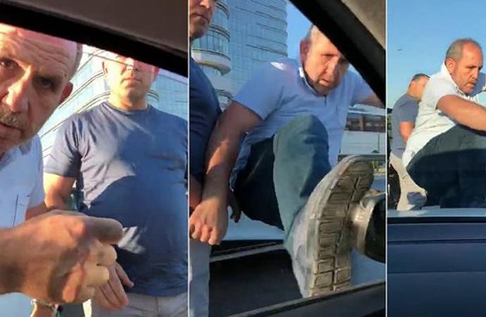 Pendik'te hamile kadına saldıran magandalar tutuklandı