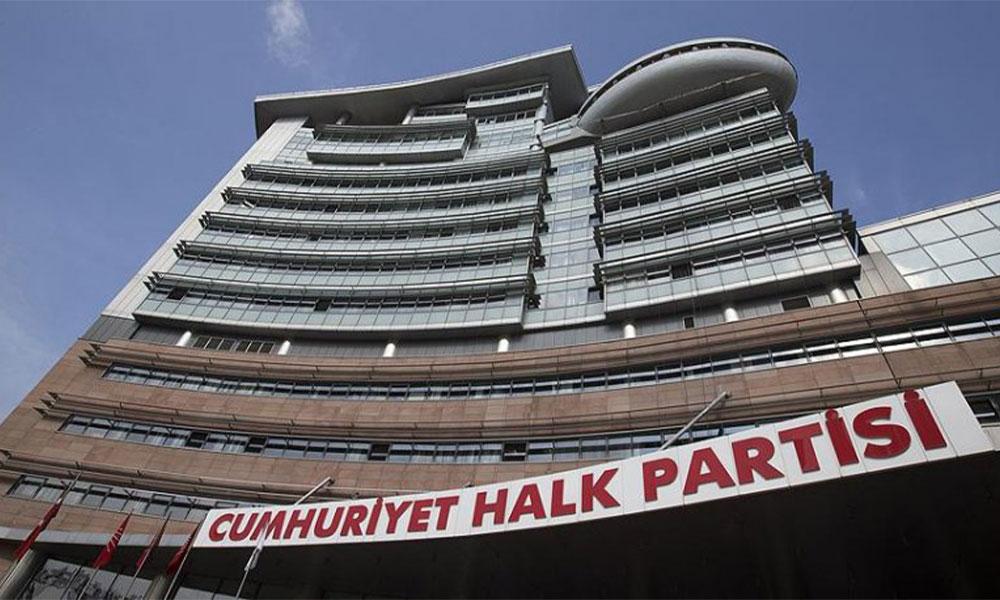 CHP MYK, Erbaa ilçe yönetimini görevden aldı