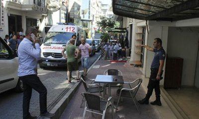 İstanbul'da vahşi cinayet! İş adamı sahibi olduğu otelde…
