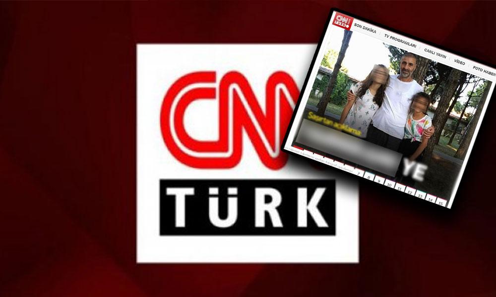 CNN Türk'ten küfürlü başlık açıklaması