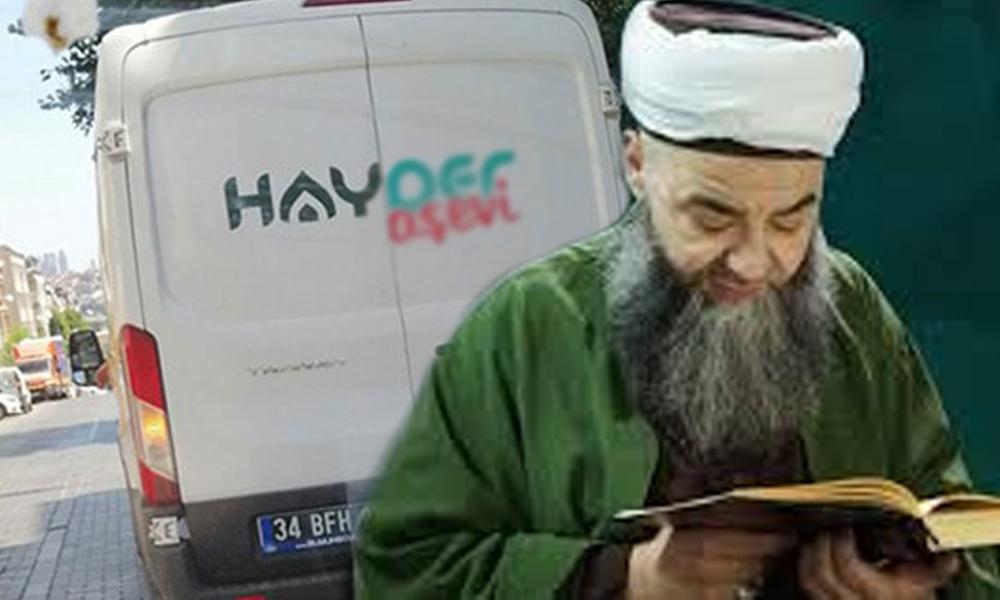 Cübbeli Hoca'nın vakfına resmi plaka verdiler!