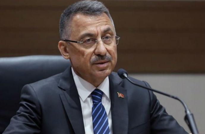 Fuat Oktay: Libya'da alıkonulan vatandaşlarımız bırakılmazsa sonuçları ağır olacak