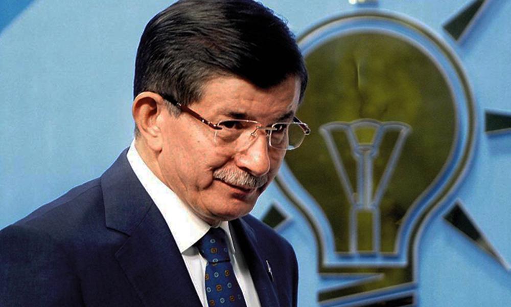 Logosu belli olmuştu! Davutoğlu'nun partisine diplomasiden ilk büyük transfer