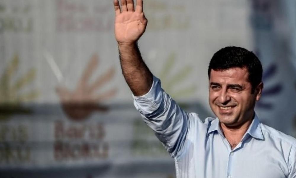 'Demirtaş'a özgürlük' için sosyal medya kullanıcıları harekete geçti
