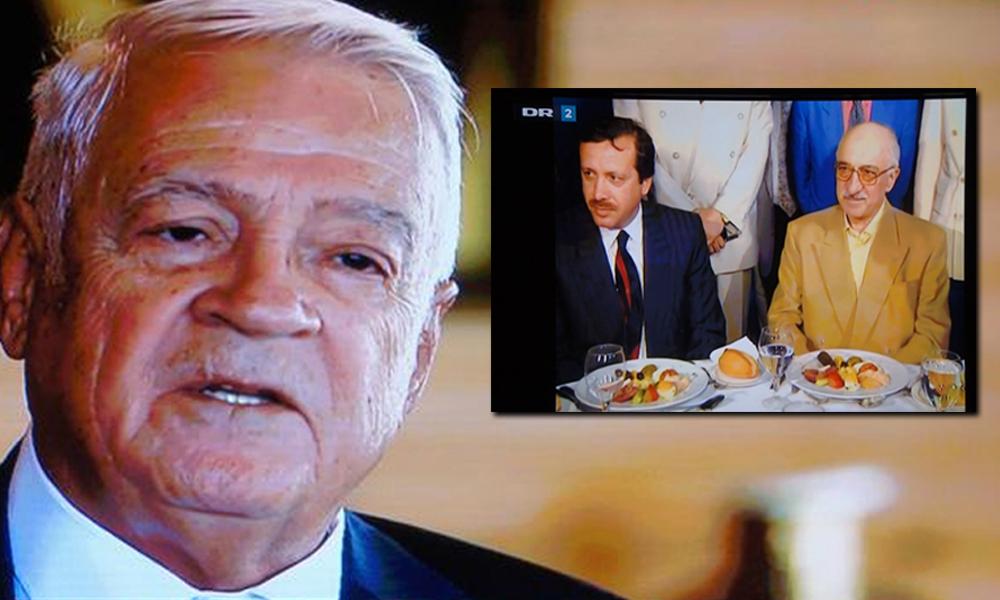 AKP'nin kurucularından televizyon kanalında itiraf: 'Poliste teşkilat kurduk, başına Gülen'i koyduk'