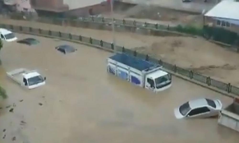 Cumhurbaşkanı Yardımcısı Oktay 'can kaybı olmaması tesellimiz' demişti… Düzce'deki selden acı haber geldi