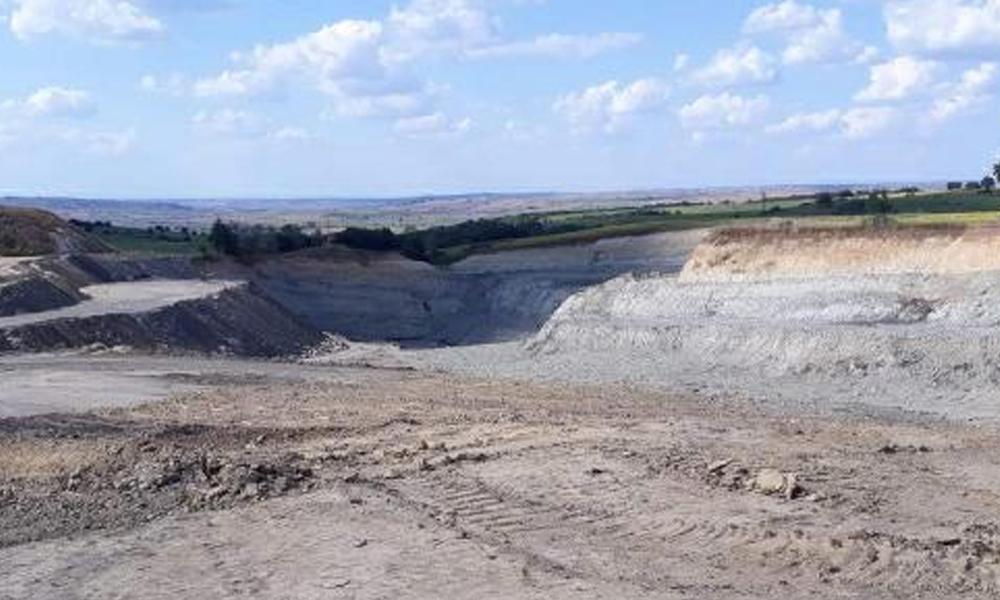 Edirneli köylülerden 'kömür ocağı' tepkisi