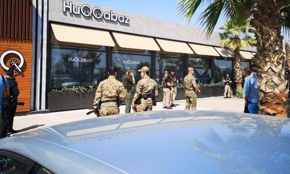 Türk diplomatın şehit edildiği restoranın 'marka hassasiyeti' mesajına tepki