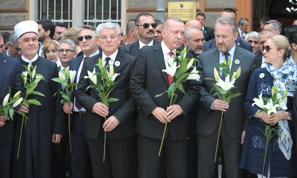Erdoğan'ın korumaları ile Bosna sınır polisi arasında gerginlik: Kendi ülkelerindeymiş gibi…