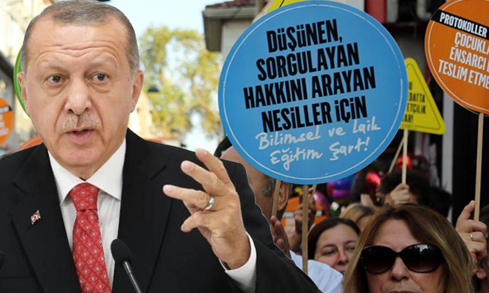 Erdoğan'dan 'haremlik selamlık üniversite' talimatı! 'YÖK Başkanı'na hatırlatıyorum, çalışmanı bu şekilde yap'
