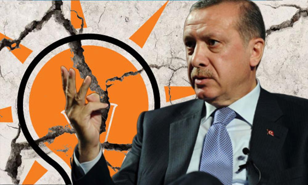 KONDA, AKP'nin kaybettiği çekirdek seçmen oranını açıkladı: Kendini toparlaması çok zor çünkü felç oldu