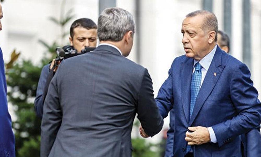 Erdoğan: Merkez Bankası başkanını faizleri indirmiyor diye görevden aldım